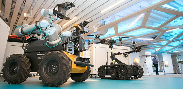 Rise Of The Robot In Offshore Operations