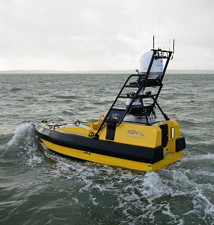ASV's unmanned C-Worker completes sea trials