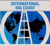 BHI monthly international rig count