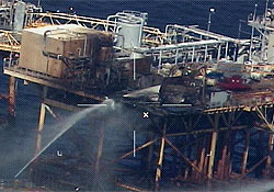 Black Elk, WGPSN charged in deadly 2012 rig explosion