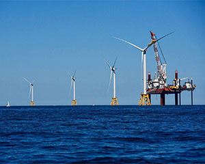 Block Island Wind Farm completes construction