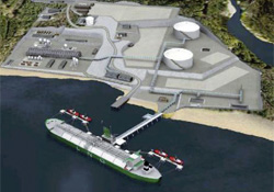Woodside buys Apache LNG stakes