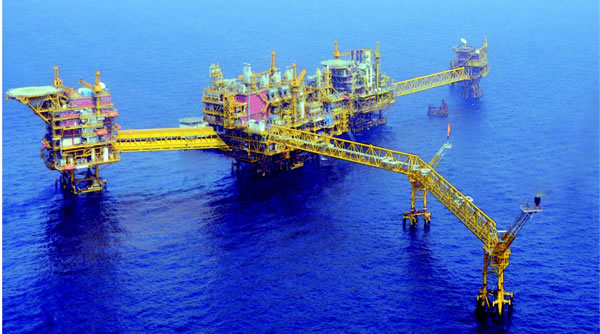 Offshore hook up construction services mumbai
