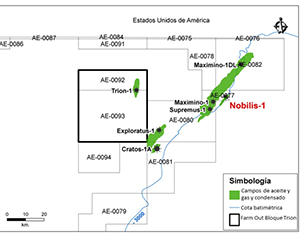 Pemex Reveals Six Discoveries Off Mexico