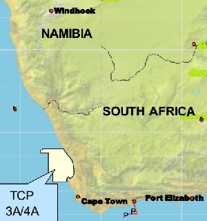 Blocks 3A/4A off South Africa
