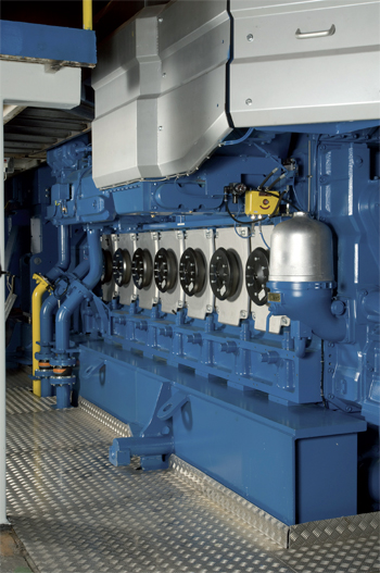 Wartsila 34DF dual fuel engines will power new Harvey Gulf International Marine platform supply vessels.