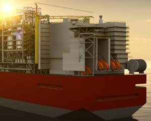 Woodside's Browse FLNG enters FEED